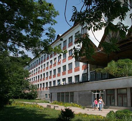 санатории поляна фото