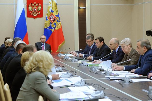 Глава министерство по образованию и науке России поведала Президенту о мерах поддержки талантливой молодежи и развитии про