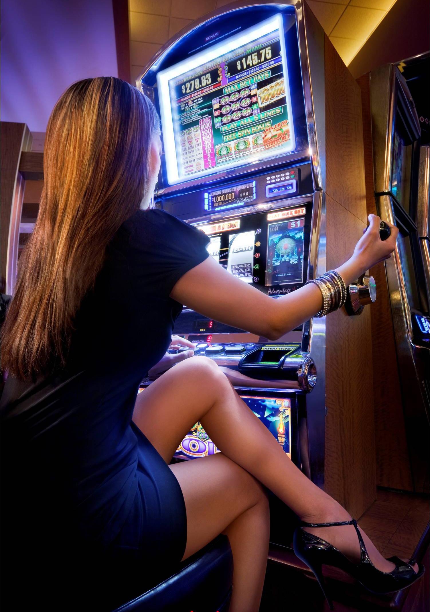 Игровые Автоматы В Клину