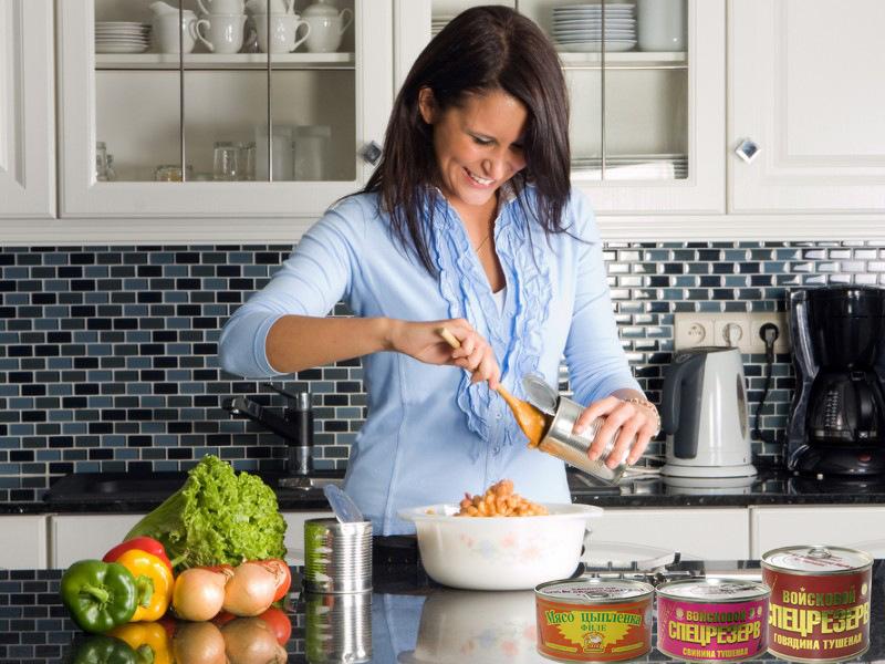 Простые рецепты с тушенкой от шеф-повара - новый сайт в интернете