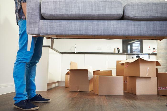 Какую выбрать машину для перевозки мебели фото