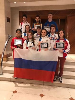 Шесть медалей привезла молодежная сборная РФ с Чемпионата мира по шахматам