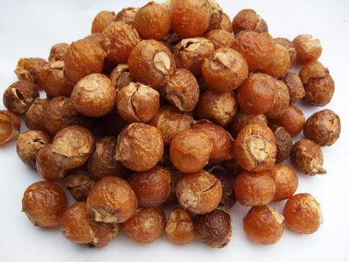 Мыльные орехи вместо порошка