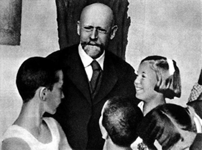 Януш Корчак о детях