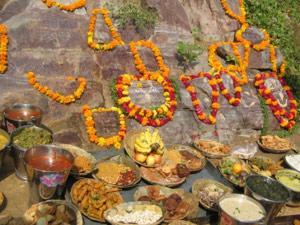 Говардхан Пуджа - интересный и вкусный праздник