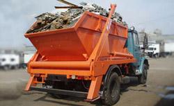 вывоз строительного мусора в Раменском районе