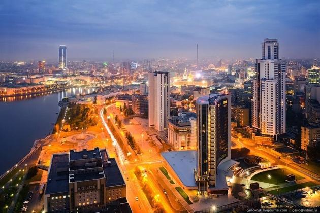 Екатеринбург поборется за право провести Всемирную Экспозицию ЭКСПО в 2025 году
