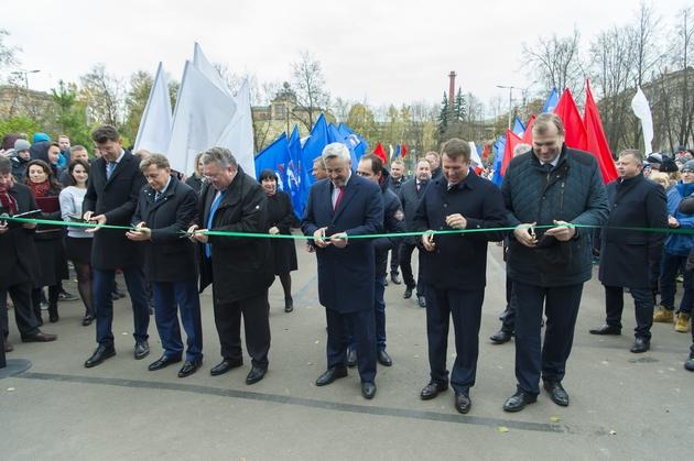 В Санкт-Петербургском политехническом университете Петра Великого открылся спорткомплекс с бассейном