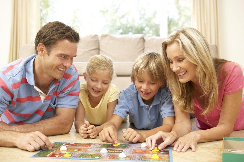 Как узнать друг друга в семье?
