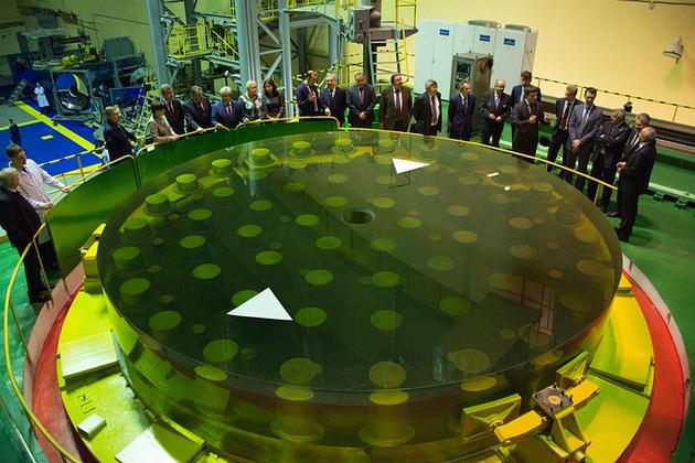 Оптический телескоп в Карачаево-Черкесии оснастят обновленным шестиметровым зеркалом