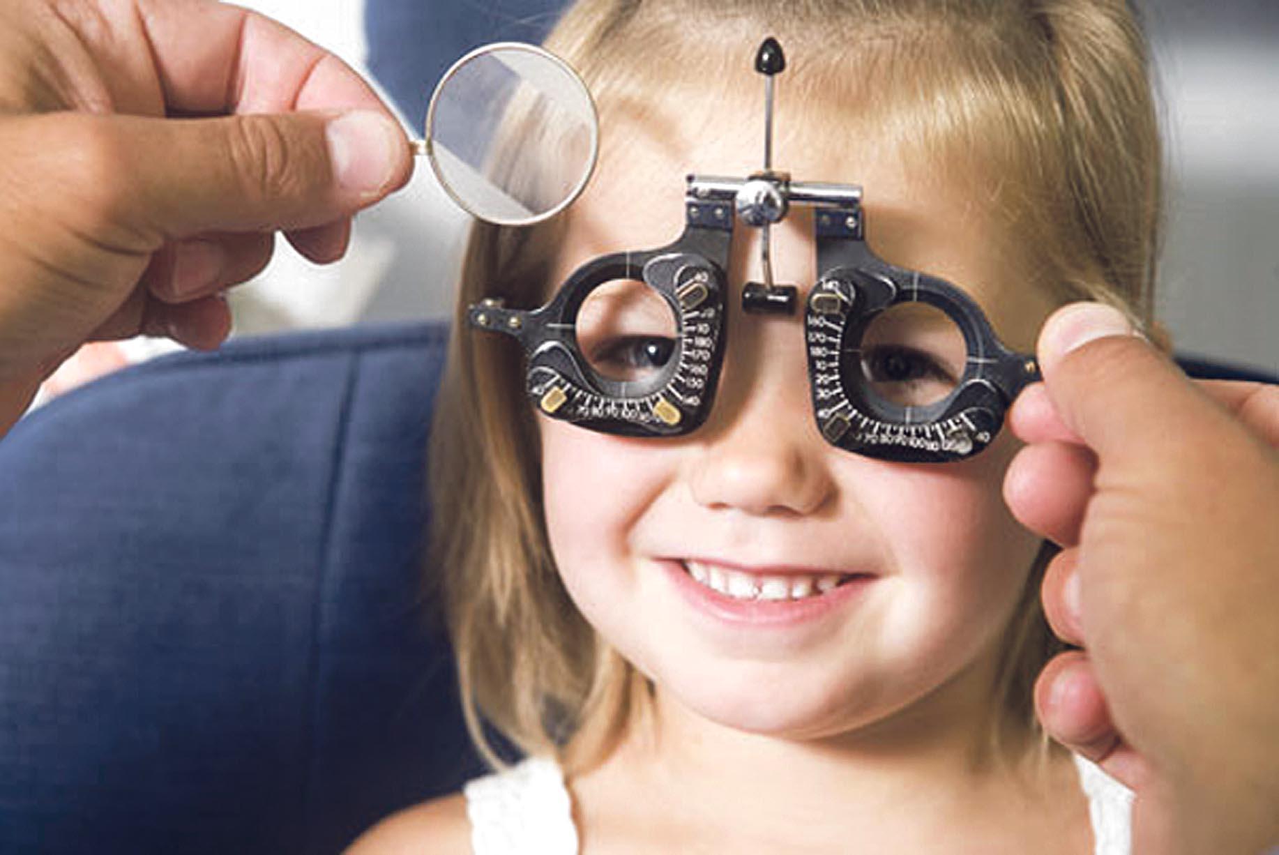 Как улучшить зрение обоих глаз