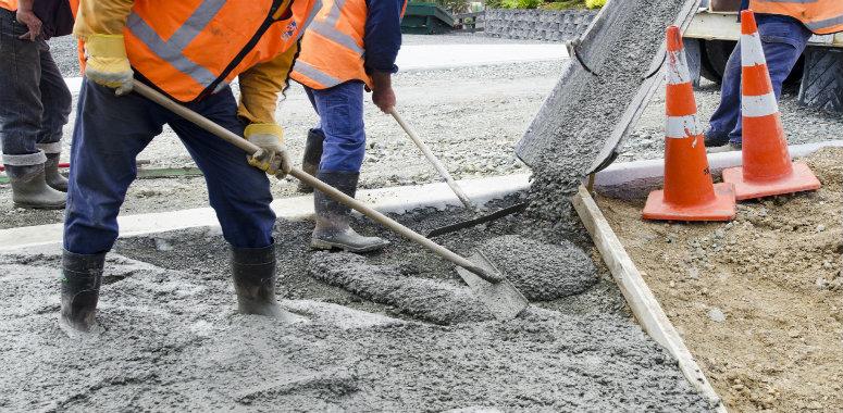 доставка бетона в Голицыно