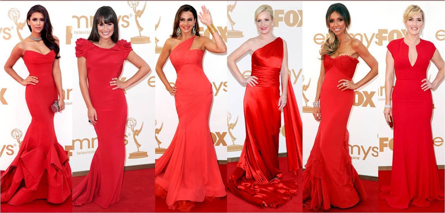Красное платье макияж и маникюр