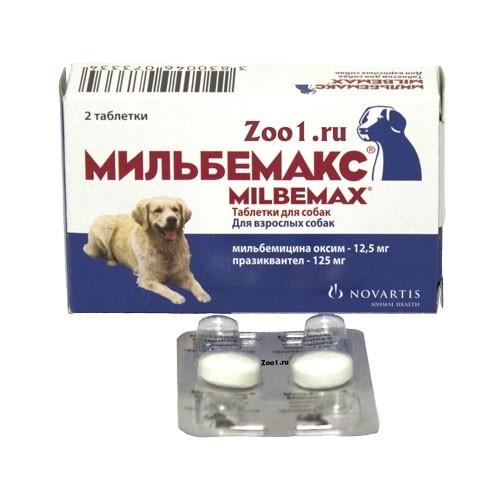 Мельбимакс в таблетках