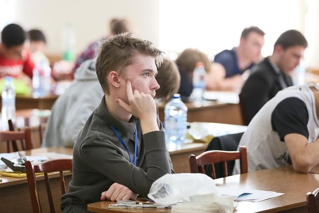 Cтартует заключительный этап всероссийской олимпиады школьников