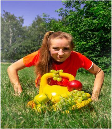 Вегетарианство в большом спорте