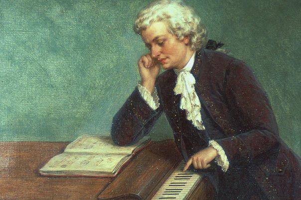 Музыка Моцарта - не только успокоит, но и вылечит