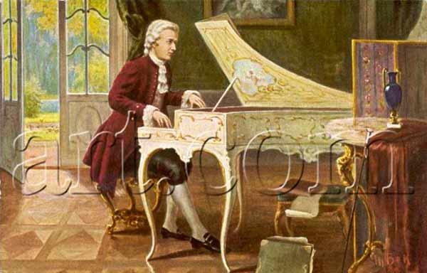 Интересные факты о музыке Моцарта