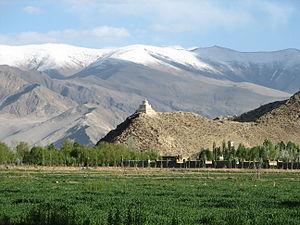 В Тибете нашли древний индуистский священный храм