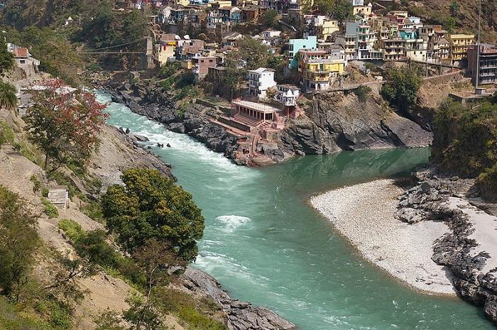 Ганга - самая чистая река