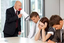 Как общаться с грубым начальником?