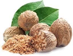 Мускатный орех успокоит не только ум, но и желудок