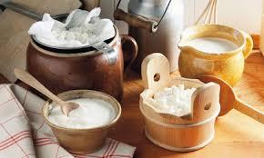 Готовим молочные продукты сами