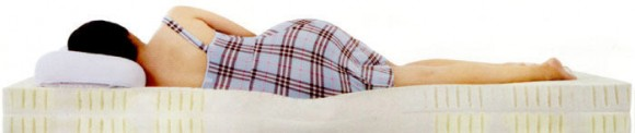 матрас и подушка из латекса