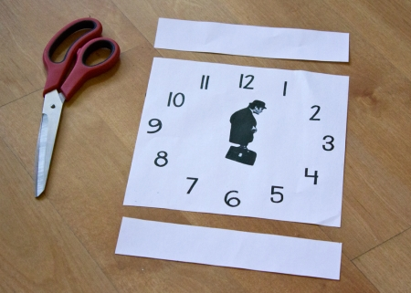 Часы изготовить своими руками