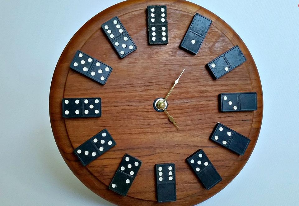 Часы оригинальные своими руками