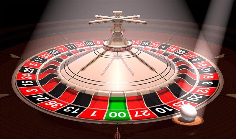 Игровой зал казино Spin City