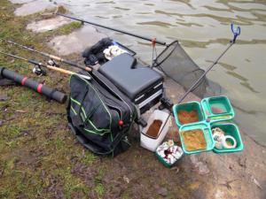 Экипировка рыбака