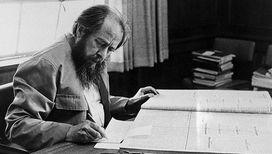 В столице открыли музей-квартиру Солженицына