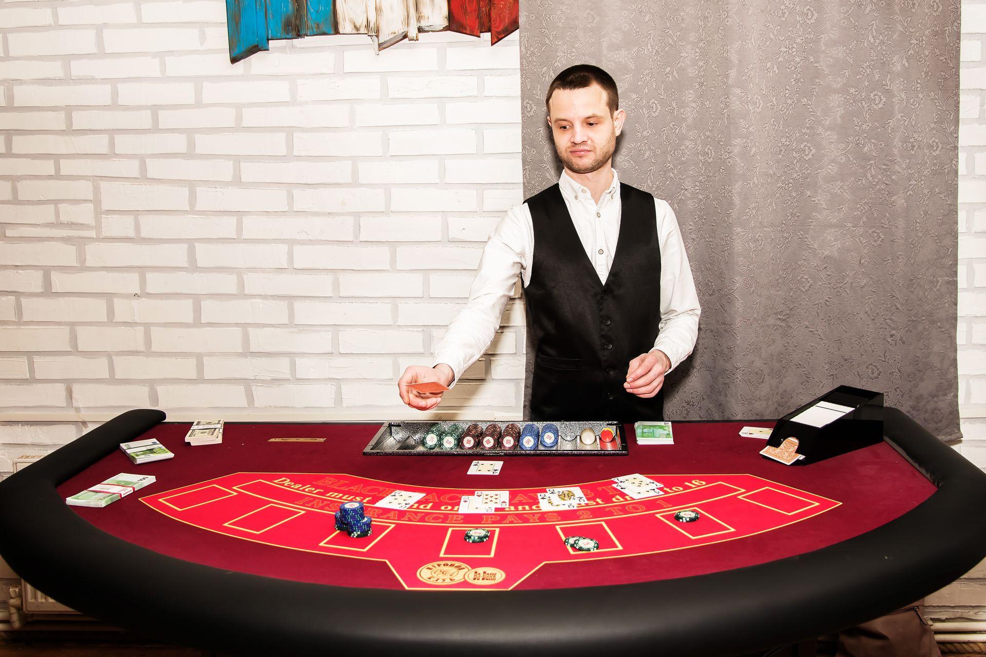 вечеринка в стиле казино конкурсы