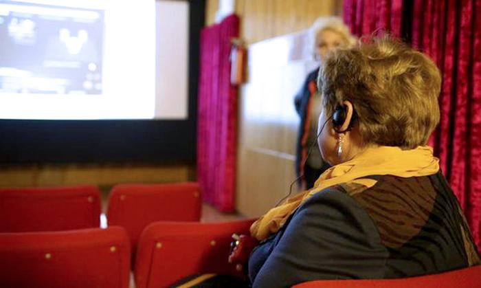 """103 кинофильма сопроводили тифлокомментариями и субтитрами во время государственной программы """" Досту"""