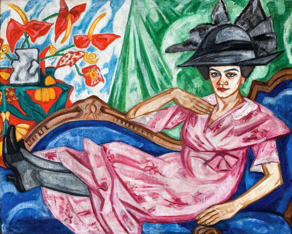 Экспозиция, посвященная объединению художников-авангардистов первой трети ХХ века, открывается в Еврей