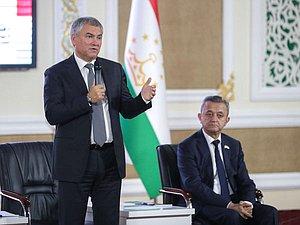 Руководитель ГД: русский язык и общая история - мощный фактор развития отношений России и Таджикиста