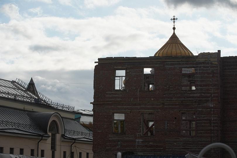 Разработку Музейного квартала ГМИИ им. Пушкина ожидается закончить в 2023 году