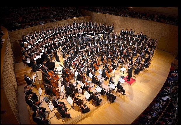 Валерий Гергиев и симфонический оркестр Мариинского театра выступят в Великобритании, Швейцарии, Гер
