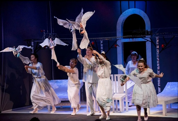 Во II интернациональном Большом детском фестивале будут принимать участие более 30 театров из 12 городов Росси