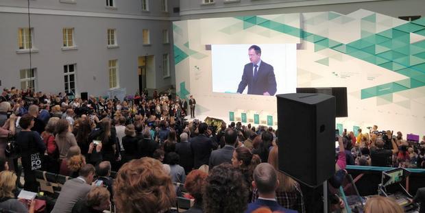 Владимир Мединский: за 5 лет доля граждан России, положительно оценивающих положение дел в российской культ