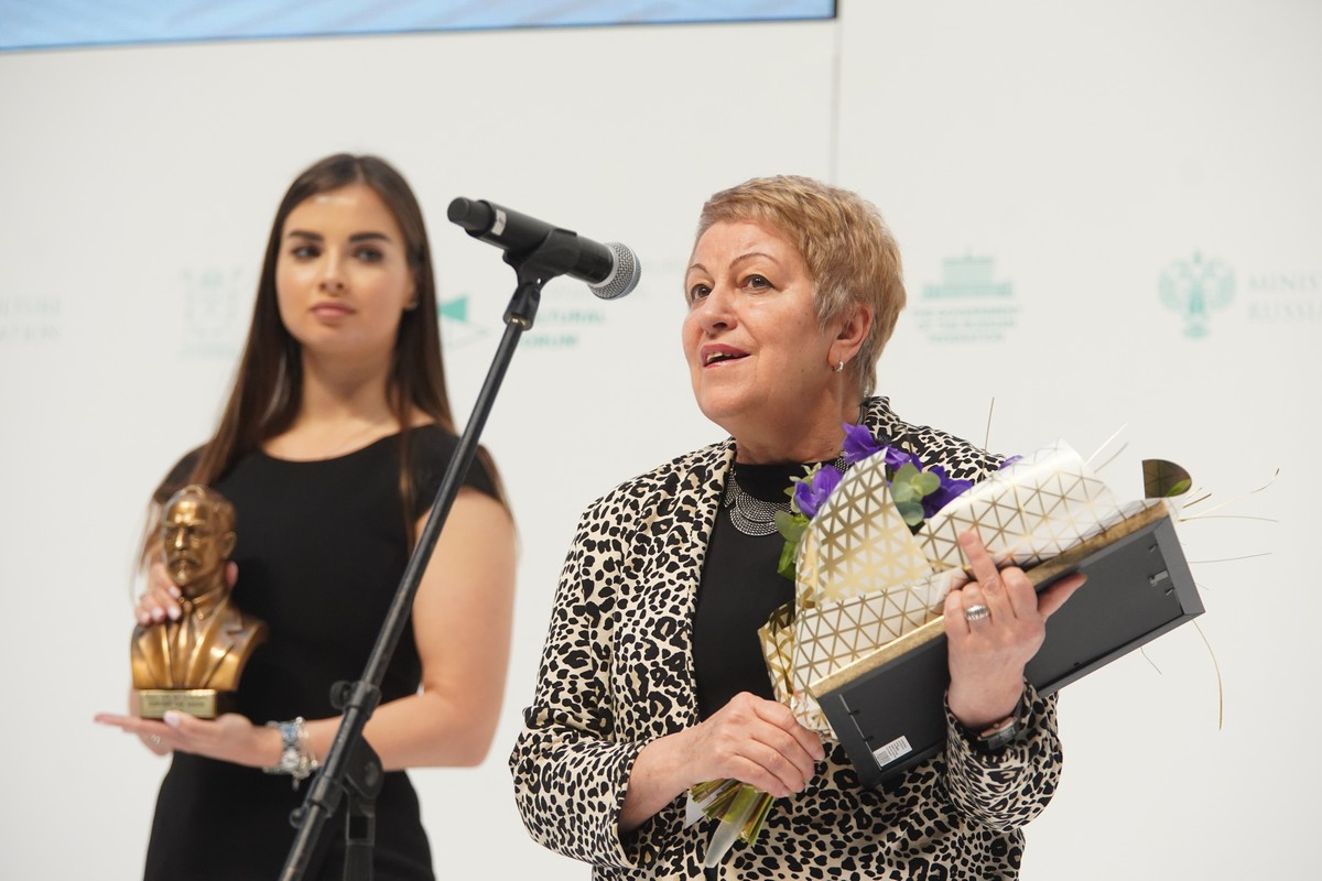 Премию имени Анатолия Луначарского за 2019 год вручили в Санкт-Петербурге