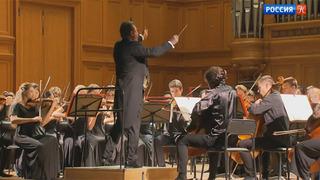 """В Большом зале консерватории прозвучали """"Шедевры симфонической музыки"""""""