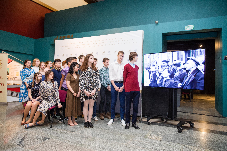 Телемост в Музее Победы объединит активных участников школьных музеев из России и Белоруссии