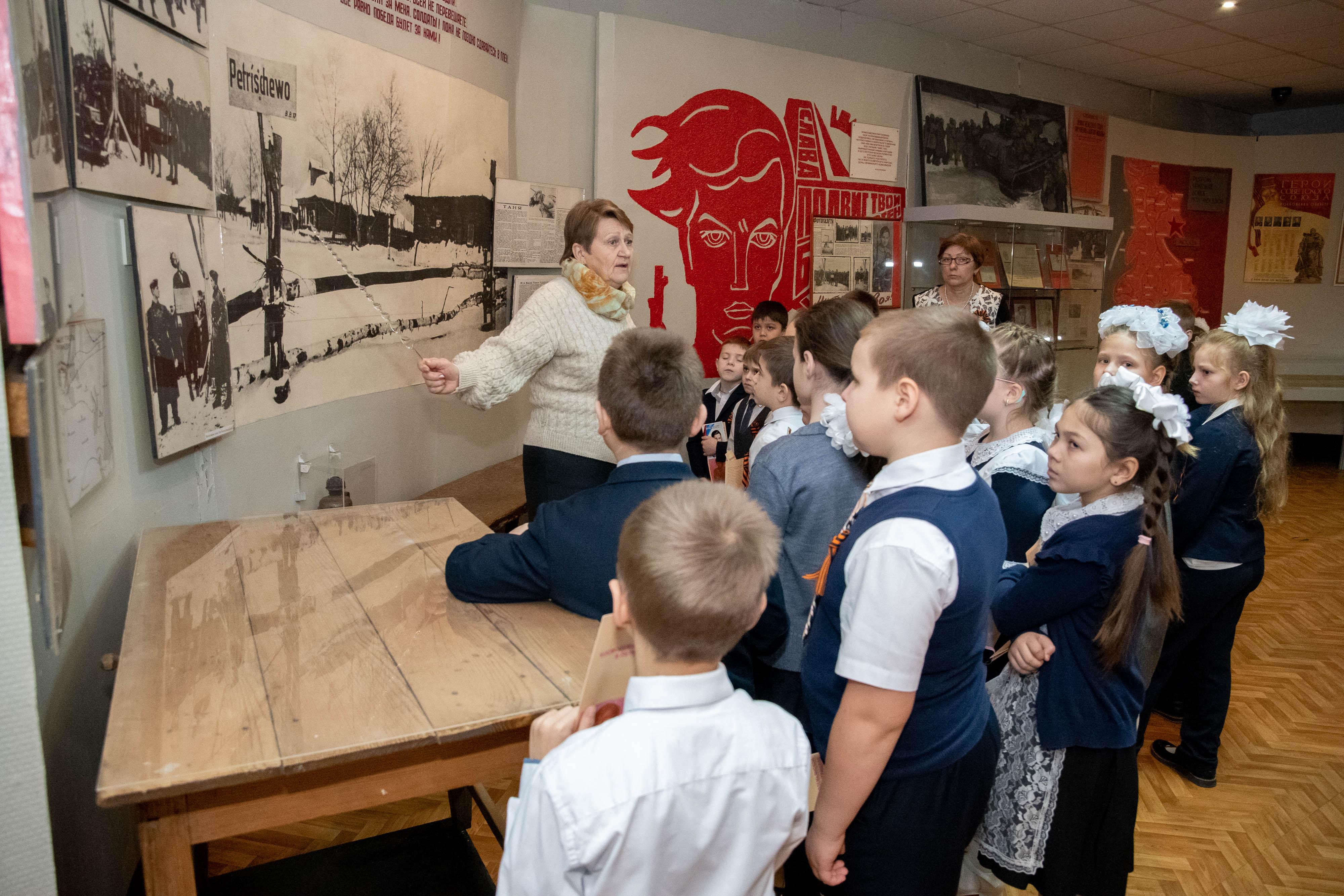 Уникальный музей Зои Космодемьянской создается в Петрищеве
