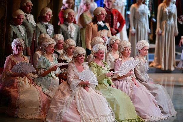 Итоги Всероссийского театрального марафона подведут на сцене Мариинского театра 14 ноября