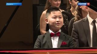 Международный фортепианный конкурс русской музыки в Рязани