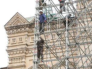 С фасадов объектов культурного наследия исчезнут кондиционеры