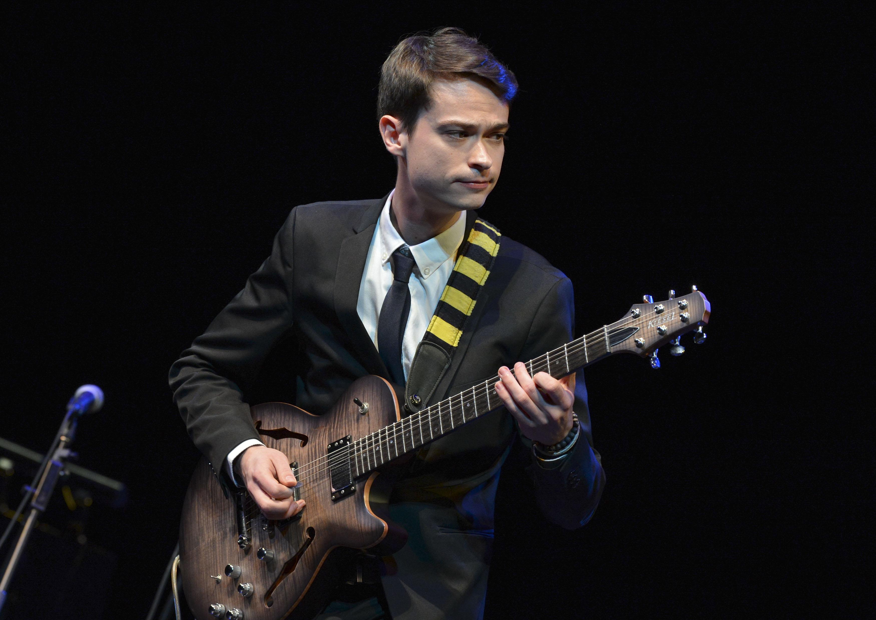Музыкант из России в первый раз в истории стал победителем известного джазового конкурса США