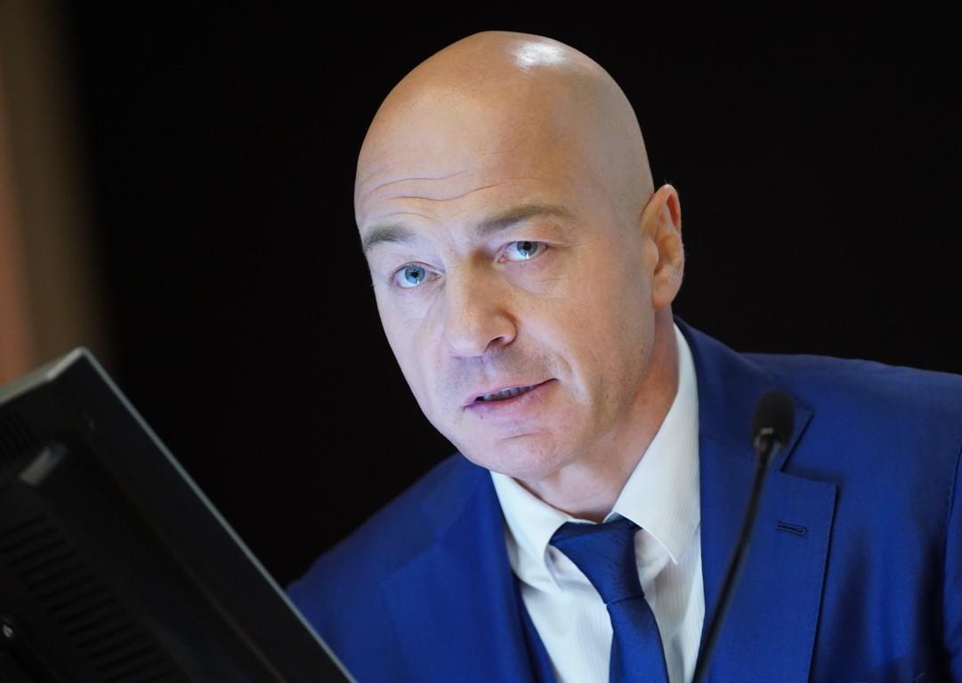 Владимир Мединский высказался на X съезде Российского книжного союза